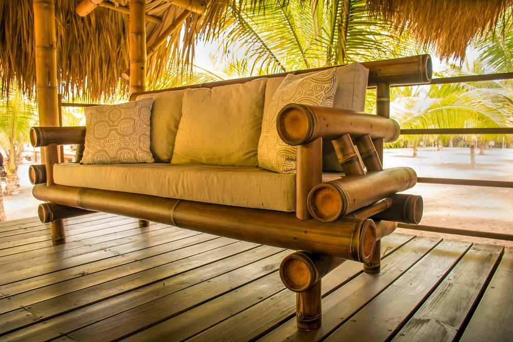 Bungalow 1 Lounge